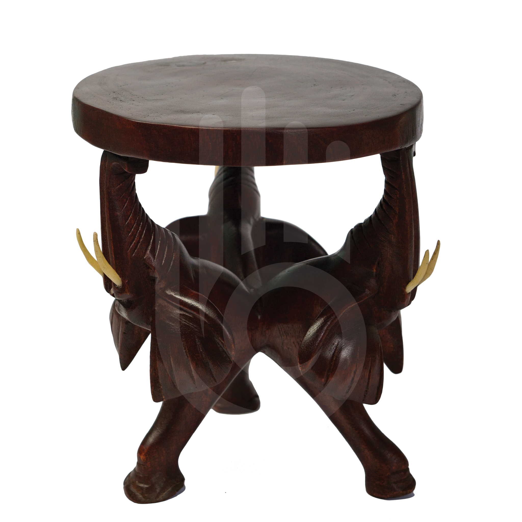 Superb Neem Wood Elephant Stool 10 Onthecornerstone Fun Painted Chair Ideas Images Onthecornerstoneorg